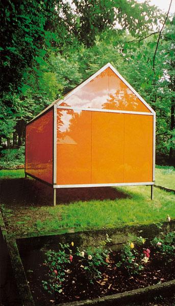 oranges-glashaus